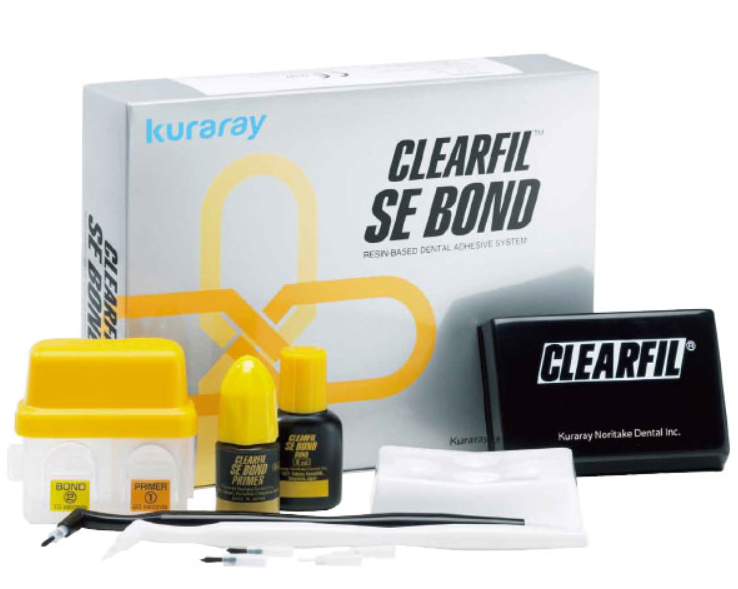 картинка Клеафил Эс Е Бонд - Clearfil SE Bond, Kuraray