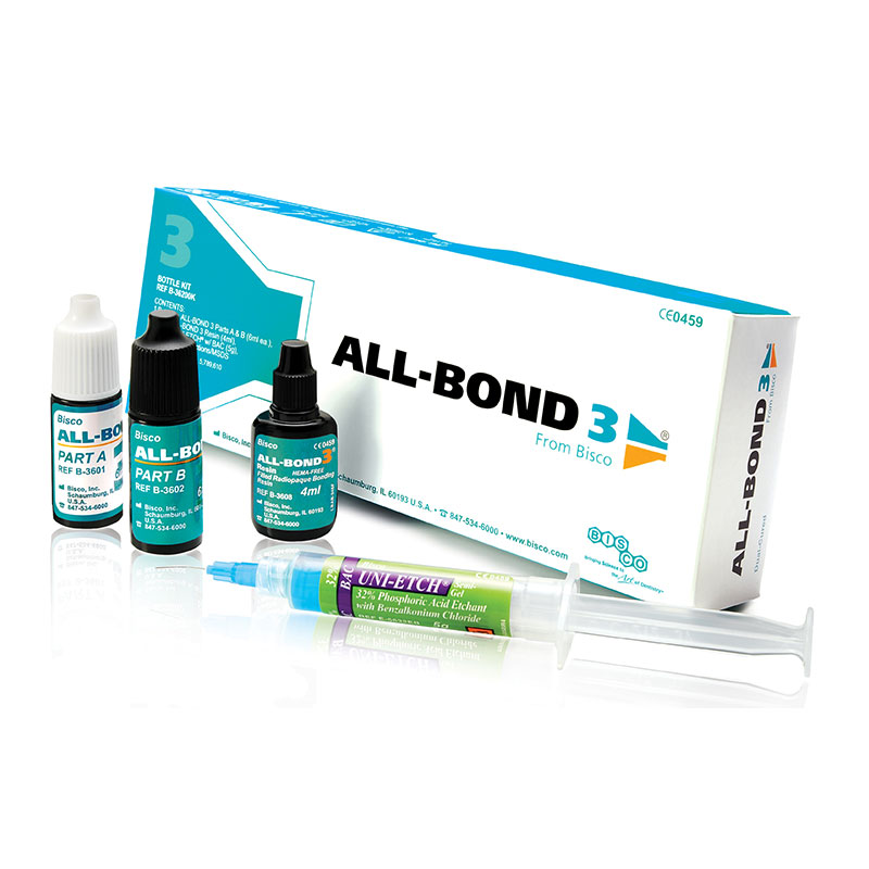 картинка Ол Бонд 3 - All-Bond 3, Bisco