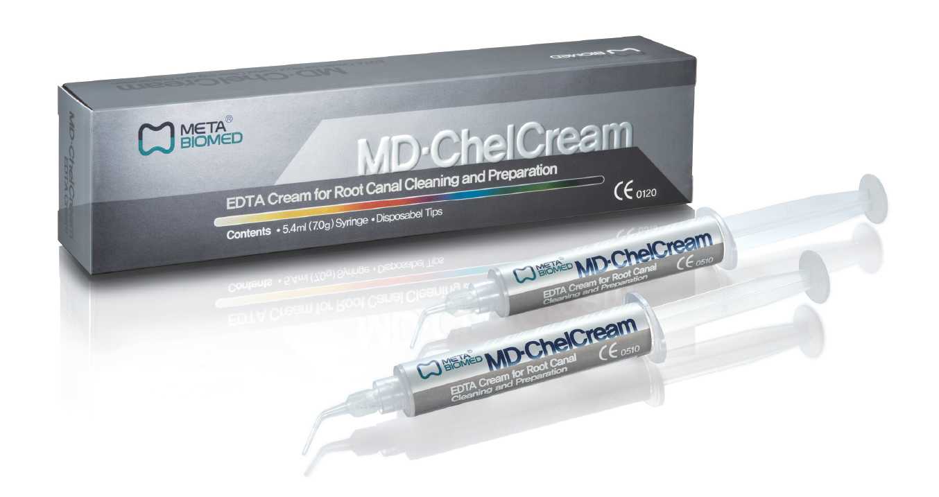 картинка MD ChelCream, Meta Biomed (2 шпр. х 7 г)